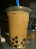 Nastiest milk tea boba I've ever had in my life.<br /> <br /> From that tea place in the North Market